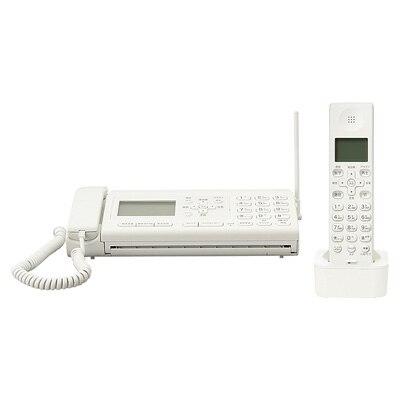 FAX機能付電話機(スリムタイプ)