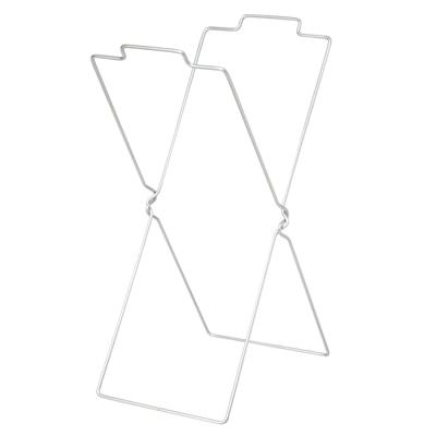 スチールダストスタンド・ストッパーなし 約41×24×高さ54cm