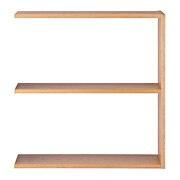 *gridshelf Oak 2row Wide Add