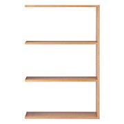 *gridshelf Oak 3row Wide Add-on