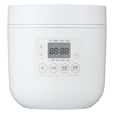 ジャー炊飯器・マイコン式・0.5L