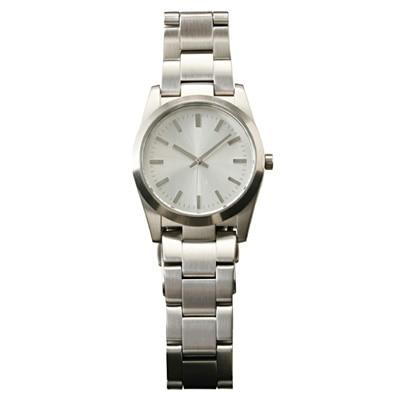 無印良品 | 腕時計・Solar Watch・黒バンド:黒革 型番:MJ‐SWB1 通販