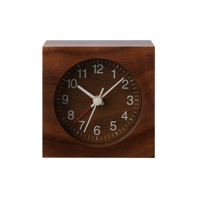 Walnut Alarm Clock MC-WN1 8627455