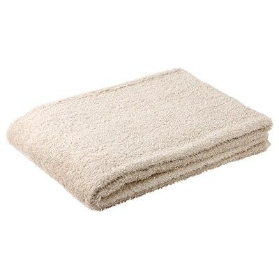 エジプト綿パイルバスタオル/ベージュ/70×140cm