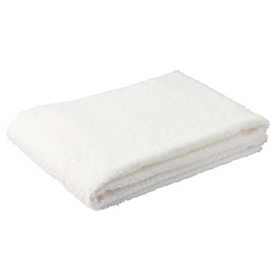 エジプト綿パイルバスタオル/オフ白/70×140cm