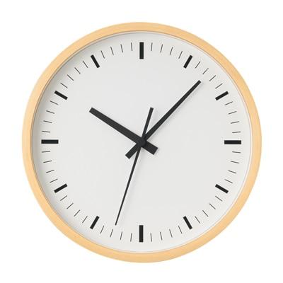MUJI (無印良品) - 未使用☆LEMNOS 目覚まし時計
