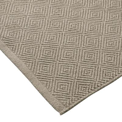 インド綿手織り キッチンマット