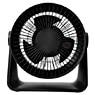 サーキュレーター(低騒音ファン)・ブラック AT‐CF18R‐K 3,900円