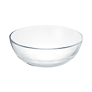 Glass Bowl Xl 23cm