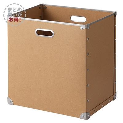 【まとめ買い】パルプボード・引出 6個入り 約幅37×奥行27.5×高さ37cm