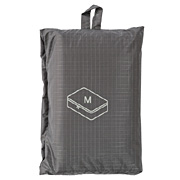 Paraglider Cloth Foldable Sorting Case M, Grey