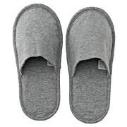 *portable Slipper Melange Grey  S15