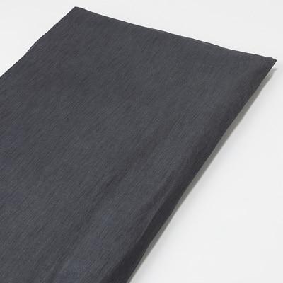綿デニム敷ふとんシーツ・ゴム付き・S/ネイビー 100×210cm用