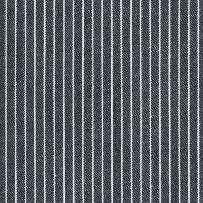 *CT DENIM D/COVER Q NVY STRIPE S15