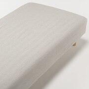 Organic Washed Ct F/sheet D Bg A17