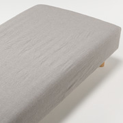 Organic Washed Ct F/sheet S Br A17