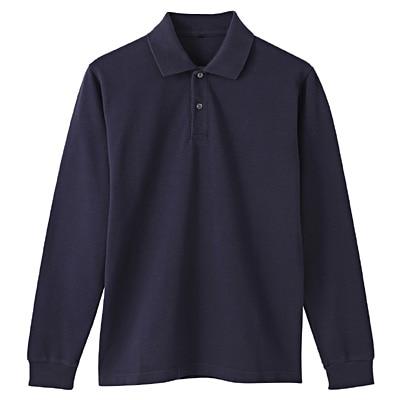 d0163151_2319231.jpg. 無印良品 ボタンダウンポロシャツ