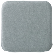 *ct Jersey Seat C/cover Sq Gry S16