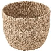 Abaca Round Basket 20*16cm