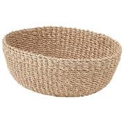 Abaca Oval Basket 21*16*8cm