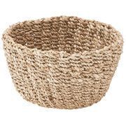 Abaca Mini Basket 12*6.5cm