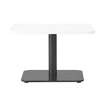 ソファベンチ用テーブル・メラミン天板/幅60×奥行60×高さ37cmの写真