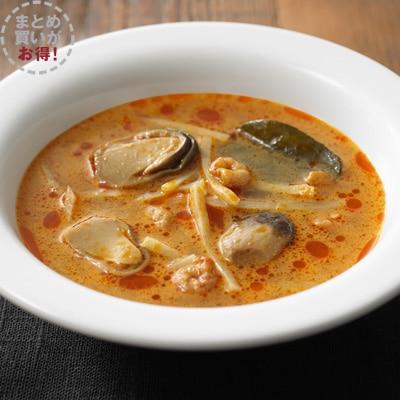 まとめ買い 素材を生かしたスープ トムヤムクン 200g(1人前)×10