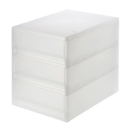 Pp Case Drawer Shallow 3r 26x37x32.5cm A14