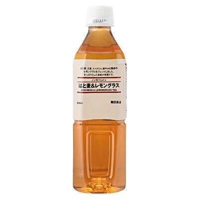 PET無咖啡因(麥茶&檸檬香茅)350ml