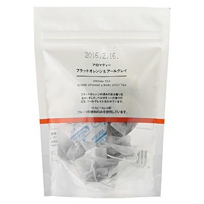 アロマティー ブラッドオレンジ&アールグレイ 10.8g(1.8g×6袋)