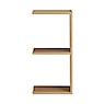自由組合層架/橡木/2層/追加用/5A