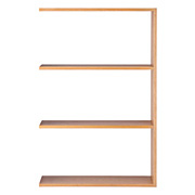 Stacking Shelf Oak 3r Wide Add A17