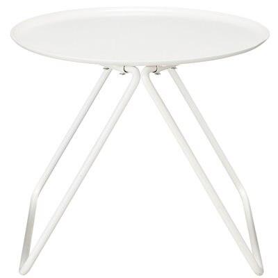 コンパクトサイドテーブル/幅36×奥行35×高さ30cmの写真