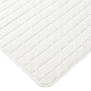 Antibacterial Polyester Bed Pad W/ Elastic Q A15