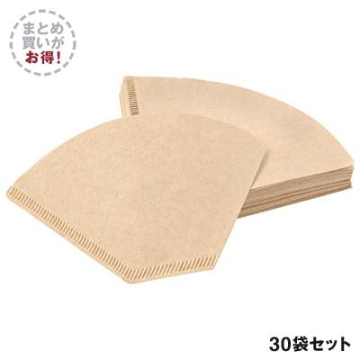 【まとめ買い】コーヒーフィルター 50枚入 30袋セット