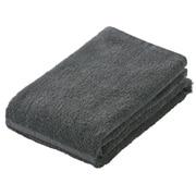 Organic Cotton Naruhodo Soft F/towel Gray 34*85cm
