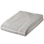 *organic Ct Naruhodo Soft B/towel Ltgry 70*140