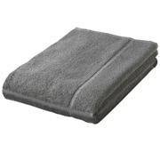Organic Cotton Naruhodo Soft B/towel Gray 70*140cm