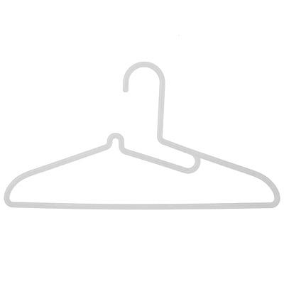 【数量限定】ポリプロピレン洗濯用ハンガー・シャツ用・10本組