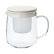 Heatproof Glass Pot L A15
