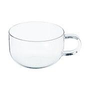 Heatproof Glass Teacup 250ml A15