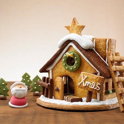 レープクーヘン3レシピと通販3品でお菓子の家に挑戦しよう!