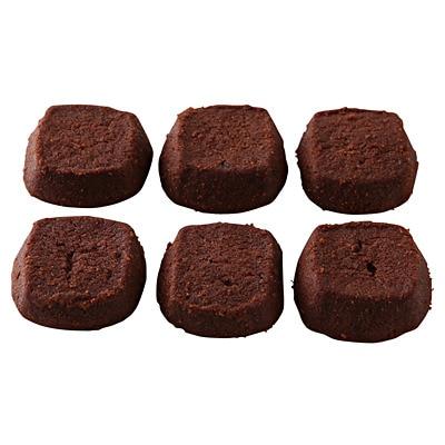 ショコラと岩塩のクッキー