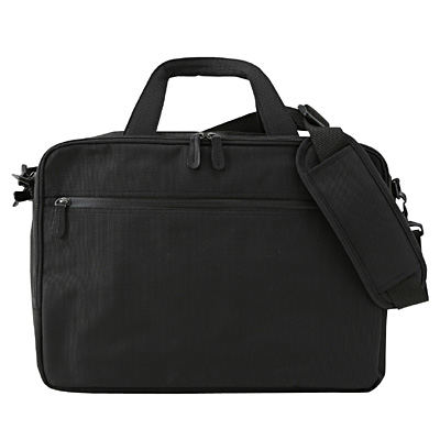 ナイロンビジネスブリーフバッグ 黒