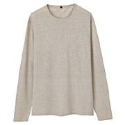 French Linen C/n Sweater Beige S