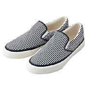 Slip-on Shoes (ladies) Blue*strp S