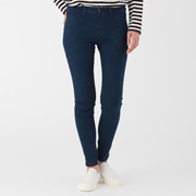 Stretch Skinny Denim Leggings Nvy S
