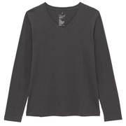 Ogc V/n L/s T-shirt Char Gry Xs