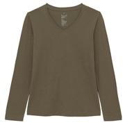 Ogc V/n L/s T-shirt Khaki Xs