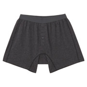 Ogc Front Open Jersey Trunks Char.gray*b Xs